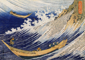 http://commons.wikimedia.org/wiki/File:Hokusai_1760-1849_Ocean_waves.jpg