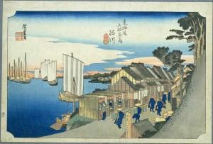 Tokaido01_Shinagawa