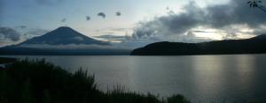 Yamanaka-lake-panoramic