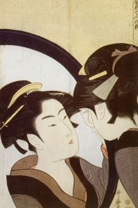 Kitagawa_Utamaro_-_Beauty_at_her_toilet
