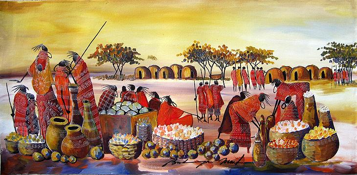 Bulinya_-_Maasai_Market